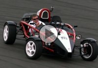 Is the Ariel Atom Mugen capable of handling the drifting challenge?