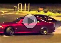 Cool Tribute to Paul Walker – Street Drifting in the UK!