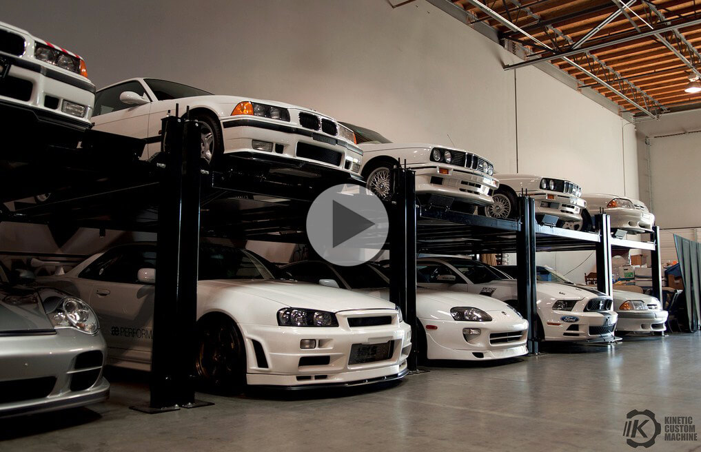 Paul Walker Cars