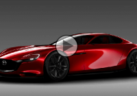 Mazda RX9 Vision concept- The long-waited return of the rotary power!