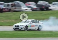 The longest drift record was broken: BMW M5 sets new Guinness Record!