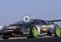 Meet the very first Lamborghini Murcielago drift car in the world!