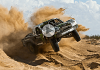 From pre-running to finish line: B.J. Baldwin takes the Baja 1000 title again!