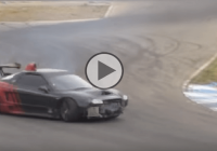 Acura NSX can't stop drifting – Beast mode!!!