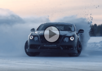 2016 Power on ice: Icing a Bentley with style!