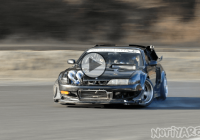 This Quad-Turbo 2JZ Nissan Silvia is one powerful drift weapon!