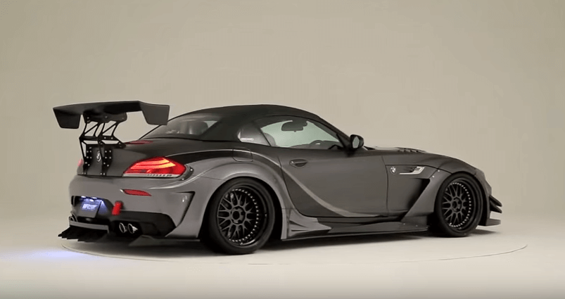 The Best Of The Best Amazing Vrs Bmw Z4 Widebody Kit Anniversary Edition