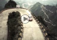 Is this the most dangerous and amazing drift ever?!?