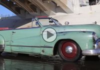 This 1948 Buick Super Icon Derelict looks innocent, but if you see what's under the hood…