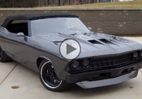 An outstanding 1969 Chevrolet Chevelle convertible with Twin Turbo 540!!!