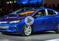 The 2016 Chevy Volt plug in hybrid goes lighter, faster and more fuel efficient!