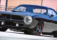 The one and only 1970 Plymouth Hemi 'Cuda that was featured in Fast and Furious 6!