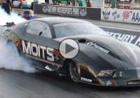 This Pro Modified Ford Mustang by Moits Racing can go 5.59 @274mph at the 1/4 mile strip!!!