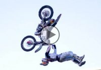 "Travis Pastrana's ""Pazzesco"" Double Backflip!"