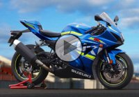 2017 Suzuki GSX-R1000 Concept – Super Light And More Powerful Than Ever!!
