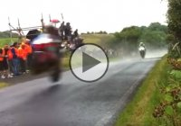 Insane Irish Road Racing – The Bikes Are Just A Blur!