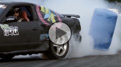 Tuerck and Forsberg go against each other in the most ecstatic drifting game ever!