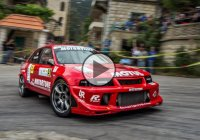 Roger Feghali's record-breaking run at Falougha Hill Climb!