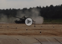 When drifting a TANK goes wrong!