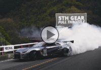 Attacking the Hakone Mountain with speed: Insane turnings at Mazda Turnpike