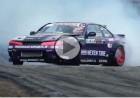 Drifters beware- This 15 year old kid does know how to drift!