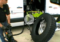 WS-561-C Mobile Tire Changer – Change Your Tires Anywhere You Go!