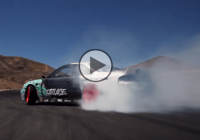 Drifting master: Matt Powers throws a 360 mid drift!