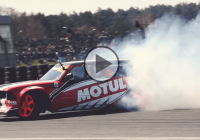 2JZ-Powered BMW E21 digging up tarmac!