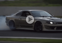 Pistol Pete gets sideways with his L98-powered Drift S15!