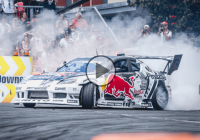 Mad Mike on Red Bull Drift Shifters – Must See!