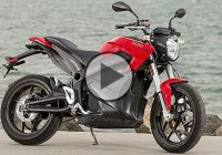 2016 Zero SR – More Power, Higher Top Speed, Greater Acceleration!