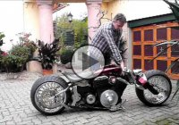 Home Build Electric Motorcycle Will Leave You Speachles!