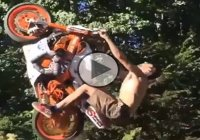 Backflip On A Sportbike? Not A Problem For T. Pastrana!
