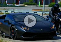 Lamborghini Huracan VS 14′ CBR 1000RR – Clash Of Two Powerhouses!!