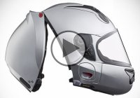 New Innovative And Revolutionary Safety Equipment – The VOZZ Motorcycle Helmet!!