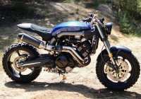 This Voxan Scrambler By Motorieep Is A Visual Masterpiece!!
