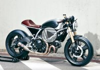 Holographic Hammer's Ducati Scrambler – Project Hero 01!!