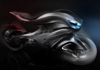 The Mercedes Benz Concept Superbike – Revenge 2030!!