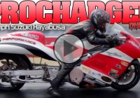 Suzuki Hayabusa Runs The Quarter Mile In Just 6 Seconds!