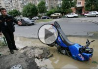 Idiots On Wheels – The Best Of 2015's Amazing And Hilarious Motorcycle Fails!!