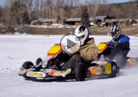 Ice Go Karting – The next big thing, check out!