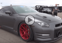 2200HP – Fastest Nissan GTR in the World