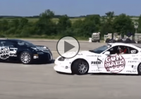 Toyota Supra vs Bugatti Veyron – Who is the drifting boss?!?