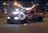 Saint Petersburg illegal drifting – Insane Video!!!