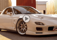 Custom 4 rotor RX7 – Welcome to the streets of Tokyo!!!