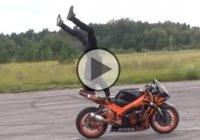 Biker24 Stunt-Team With Out Of This World Stunts!!