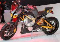 Hero Hastur – Concept Motorcycle With An Aggressive Streetfighter Look!!