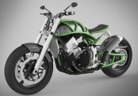 Moto Artesanal Modelo – A Monster In The Making!