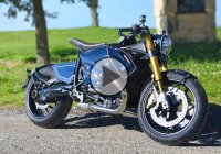 Custom BMW R1200S by GP Design – The Diva!