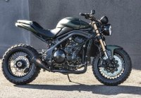 Triumph Speed Triple Scrambler By GB Motors 94!!